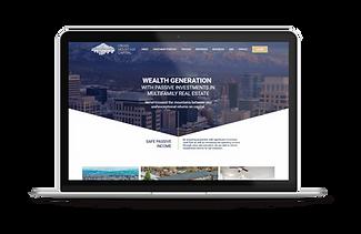 New-website-design-real-estate-investing