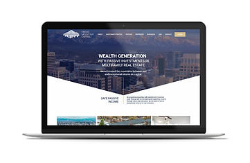 New-website-design-real-estate-investing