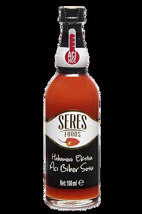 Seres Food Habanero Ekstra Acı Biber Sosu 100 ml