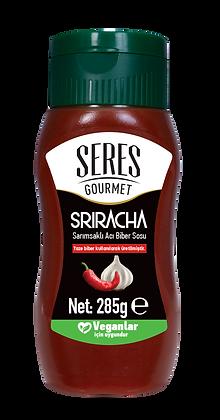 Seres Gourmet Sriracha Sarımsaklı Acı Biber Sosu 285g