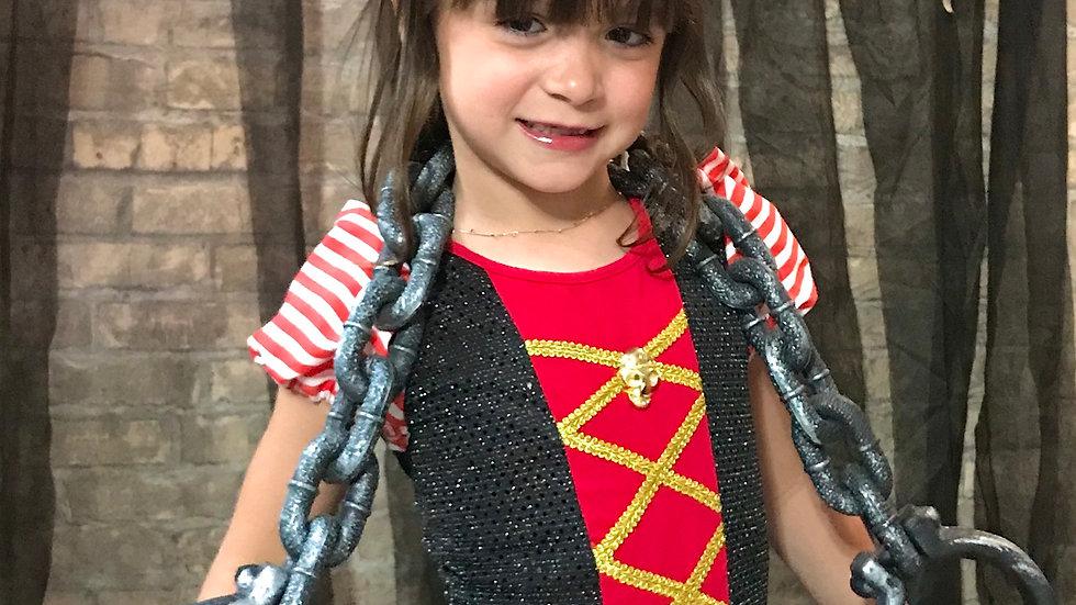 Fantasia Pirata Infantil