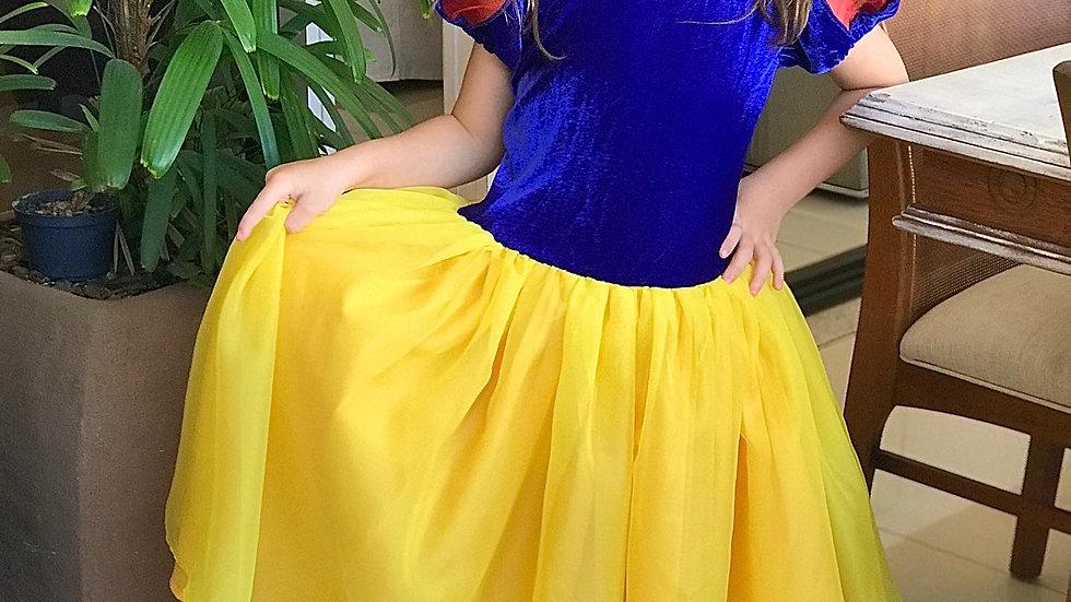 Fantasia Infantil Princesa da Floresta