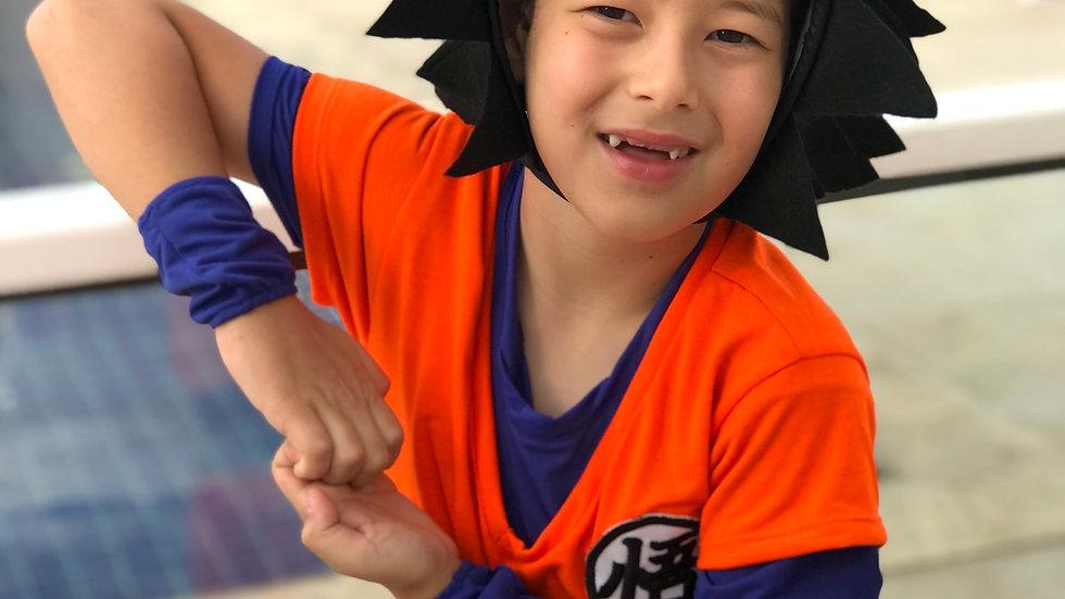 Fantasia Infantil Goku