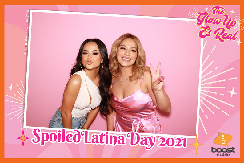 Spoiled Latina and Becky G
