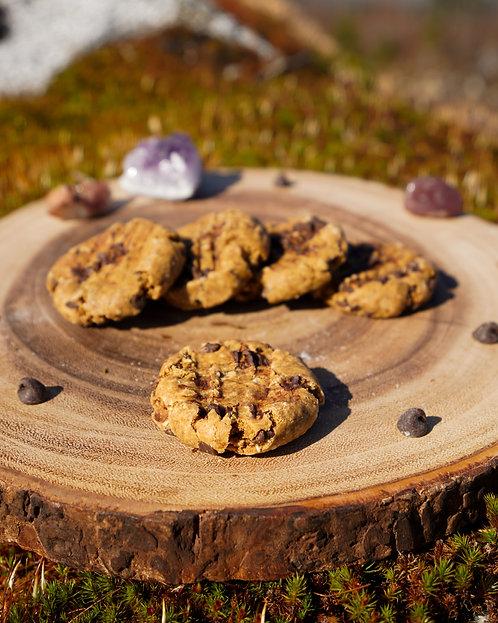 Sea Salt Chocolate Chip Cookies - 1/2 Dozen