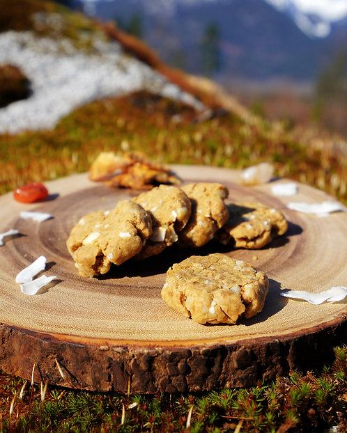 Tropical Mac Cookies - 1/2 Dozen