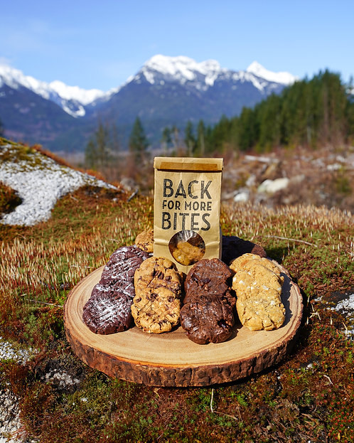 Pure Cookie Love Variety Bundle - 4 Dozen Take N' Bake Cookies