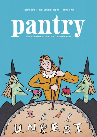 Pantry Magazine Cover