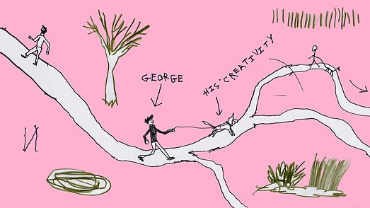 Geo & His Creativity Dog 4 Power Point c