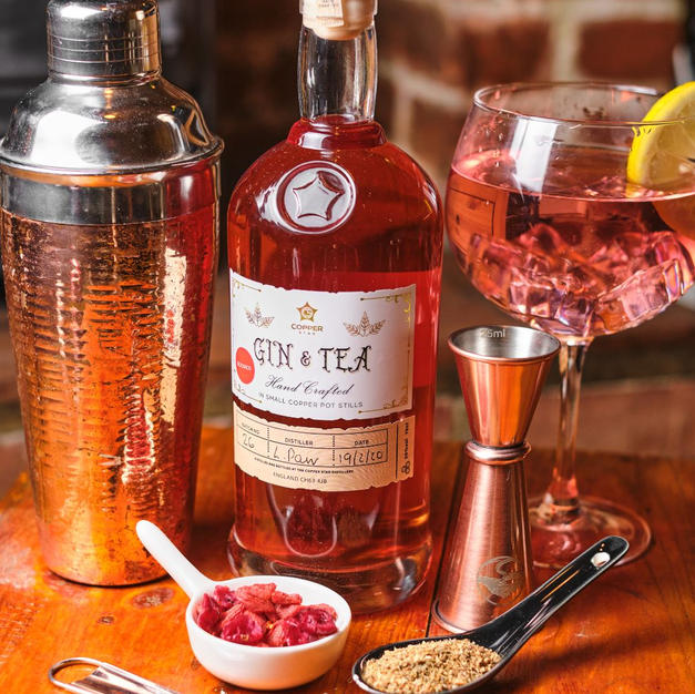 Gin and Tea 70cl