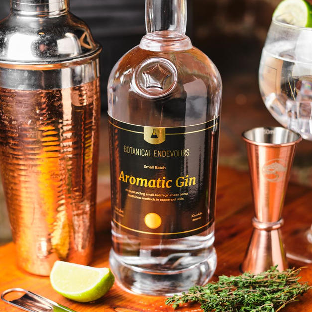 Aromatic Gin 70cl