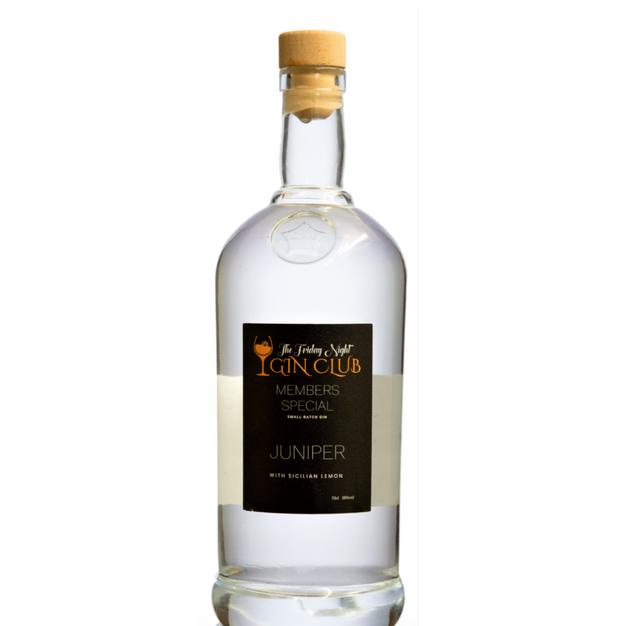 FNGC Sicilian Lemon 70cl