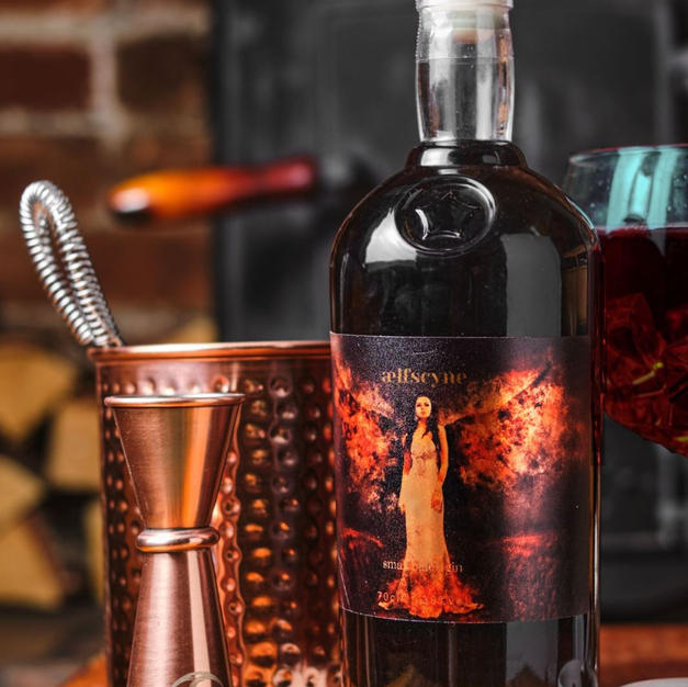 Aelfscyne Liquourice and Blackcurrant 70cl