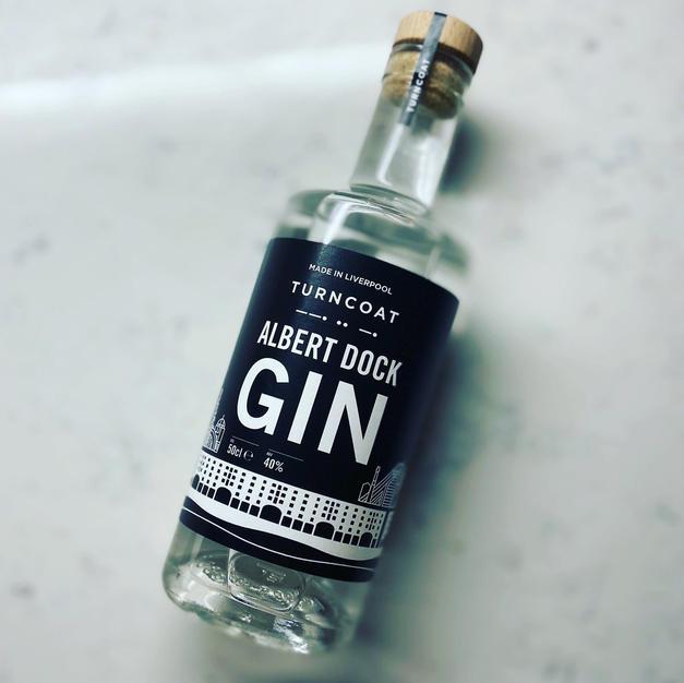Albert Dock Gin 70cl