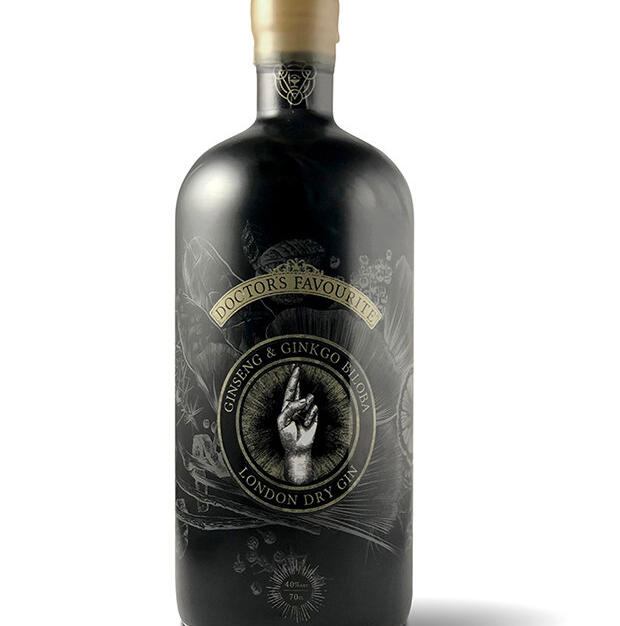 Doctors Favourite Gin - 70cl
