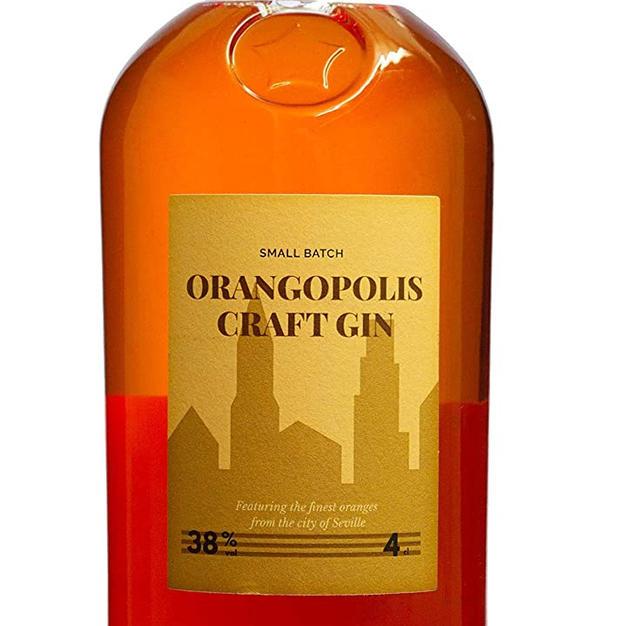 Orangopolis Gin