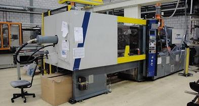 Mașinărie Injecție Mase Plastice