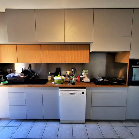 Cuisine optimisation d'espace