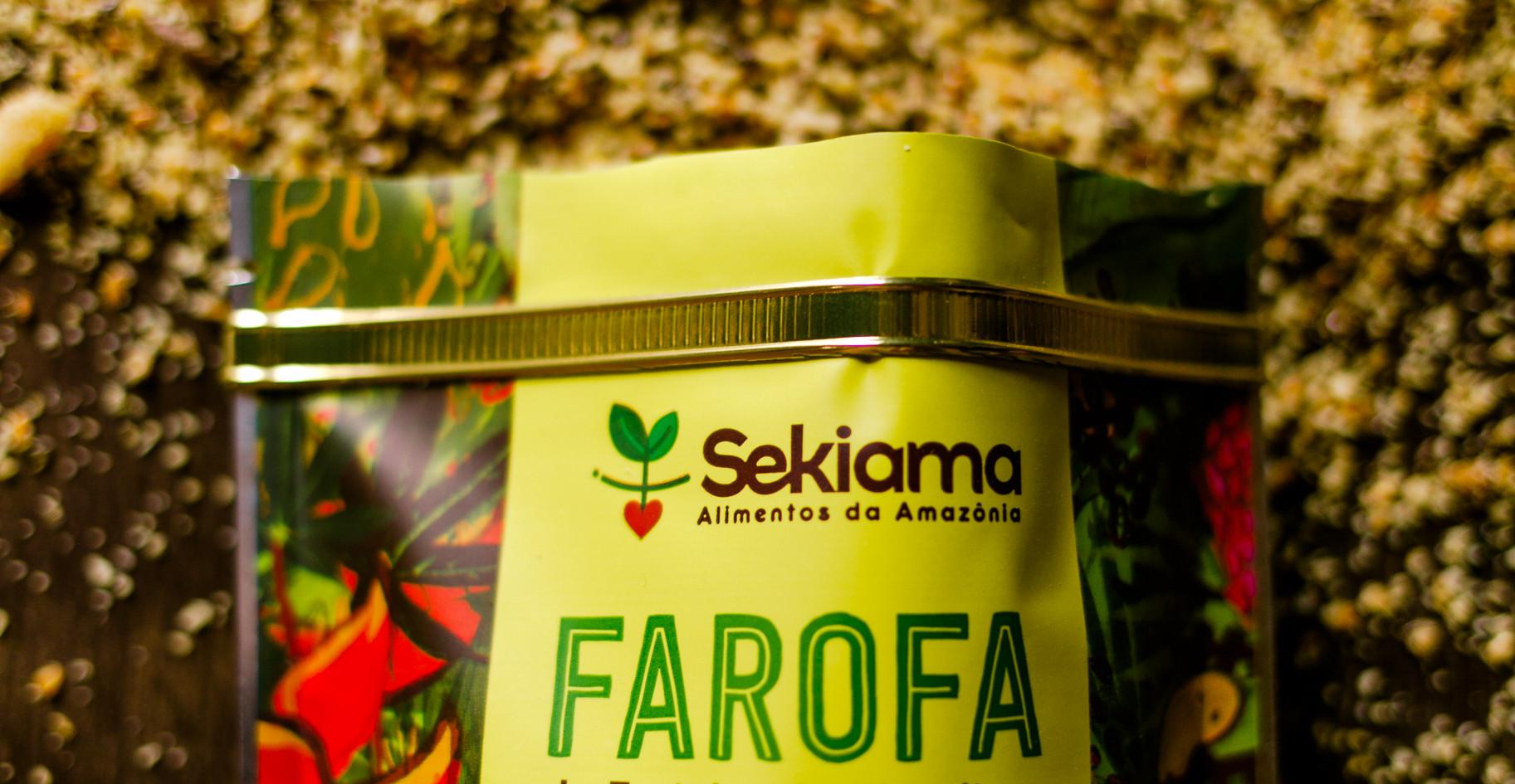 Farofas Sekiama