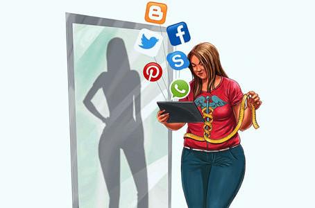 Incitación a conductas dañinas en internet