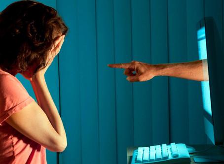 Violencia online en niños, niñas y adolecentes.