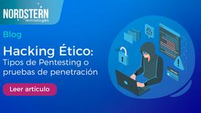 [Infografía] Hacking Ético: Tipos de Pentesting o pruebas de penetración