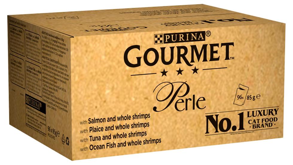 Gourmet Perle Ocean Delacacies 96 X 85g
