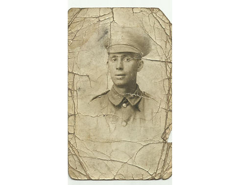 Samuel James Hall 36th Ulster Division-p