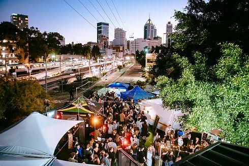 Living on the Veg (photos by Rachael Bar