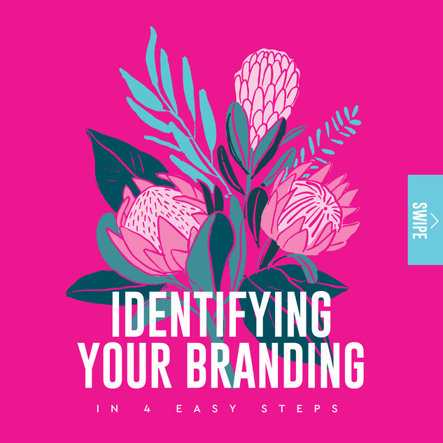 Identify Your Branding