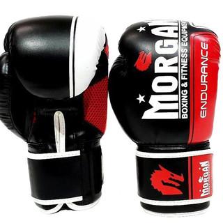 3 Morgan V2 Endurance Pro Boxing Gloves.