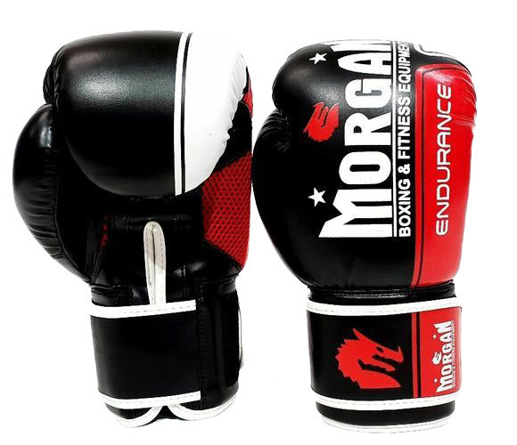 3 Morgan V2 Endurance Pro Boxing Gloves.