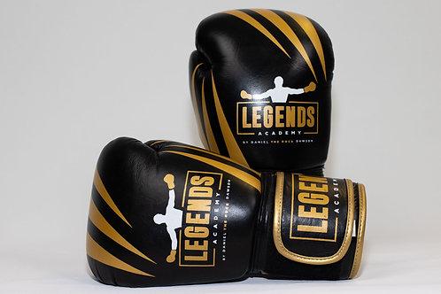 10oz LA Striped Gloves