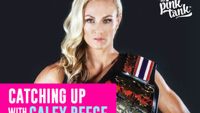 Catching up with Caley Reece