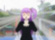 Anime Girl Praying
