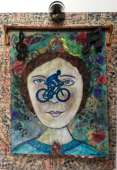 Riding A Bike Is Like Music