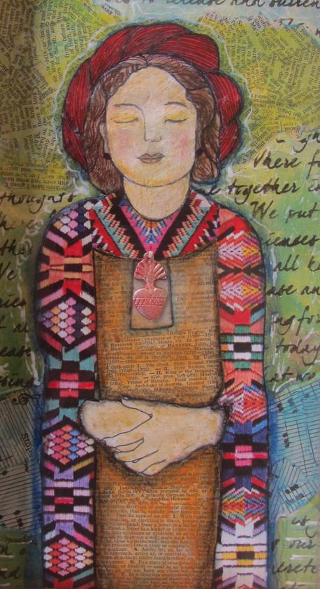 Guatemala Lady
