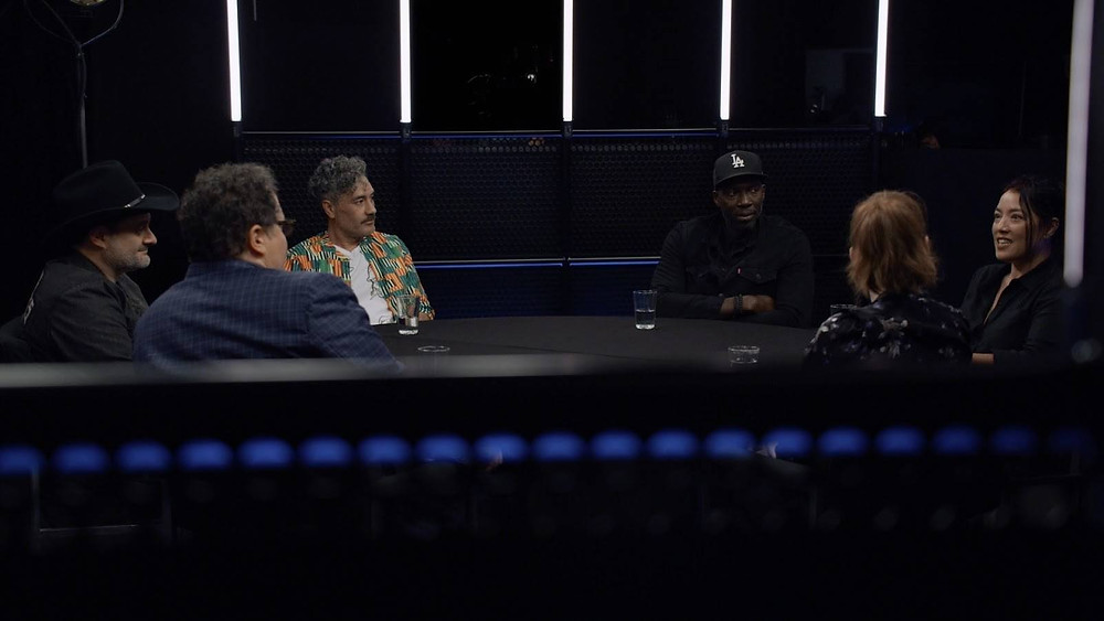 Featuring Dave Filoni, Jon Favreau, Taika Waititi, Bryce Dallas Howard, Rick Famuyiwa, and Deborah Chow