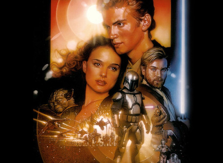 WHEN STAR WARS HOOKED ME FOR GOOD