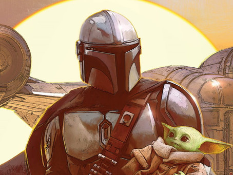 "REVIEW - ""THE ART OF STAR WARS: THE MANDALORIAN (SEASON ONE)"""