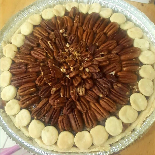 """Deeply Rooted"" Pecan Pie"