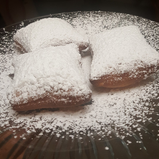 New Orleans' Style Beignets