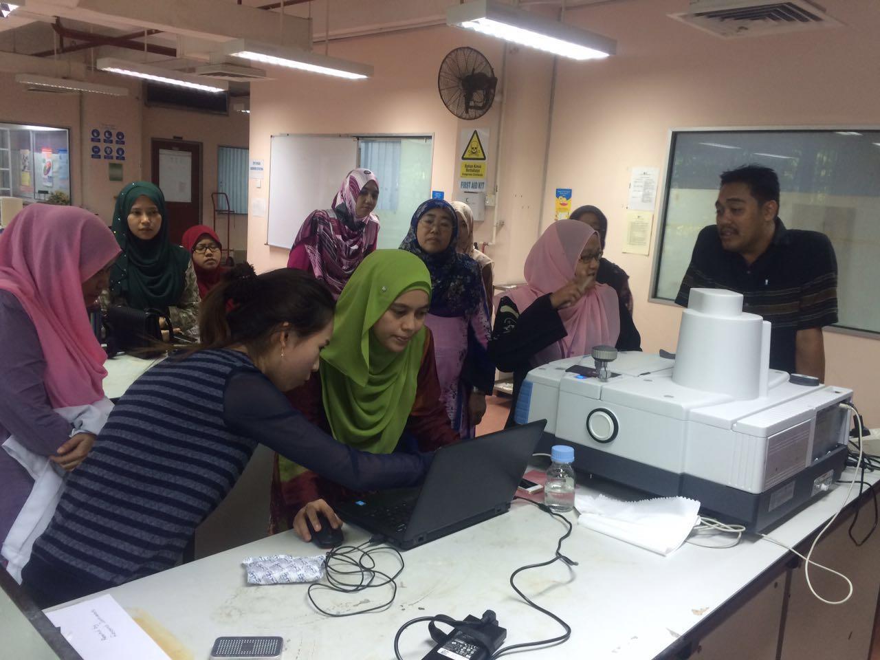 OMNIC Software Suite Training