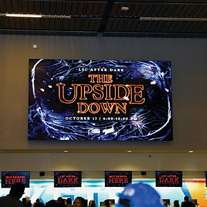 Liberty Science Center Upside Down Halloween Party 2019
