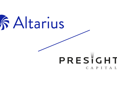 Altarius as AIFM of Presight Capital