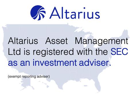 Great news for American investors