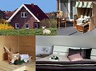 Ferienhaus Nordsee Huus für 5 Personen mit Sauna, Whirlwanne und Kaminofen