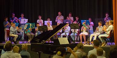 Concert 2016 Trompetklas Van Dijk