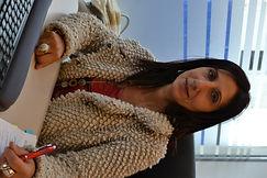 Rosa Infantellino, employée chez QUIZ-TAX