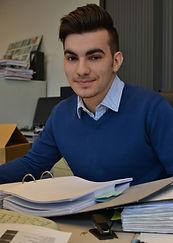 Bruno Righi, employé chez QUIZ-TAX